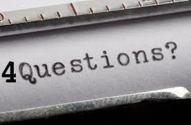 Le 4 domande